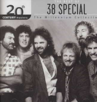 20TH CENTURY MASTERS:MILLENNIUM COLLE BY .38 SPECIAL (CD)