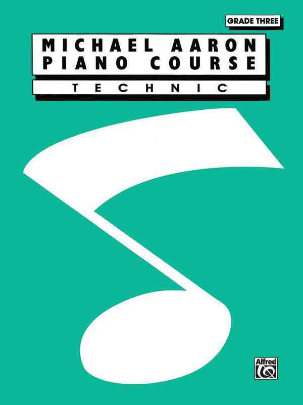 Michael Aaron Piano Course By O'Neil, Christine